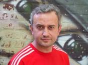 Kerim Pamuk mit Kabarett oriental - Kerim Pamuk - Selfies für Blindschleichen