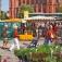 Wiesbadener Wochenmarkt Innenstadt