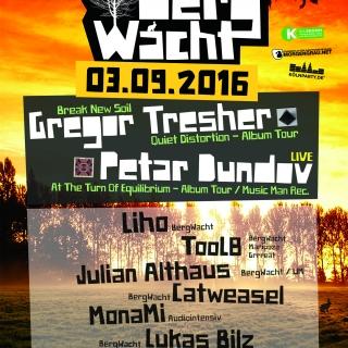 Bergwacht Mit Gregor Tresher & Petar Dundov Live - Album Tour