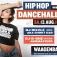 Hip Hop Meets Dancehall With Dj Rizzzle (Sweden) + D-One (NL)