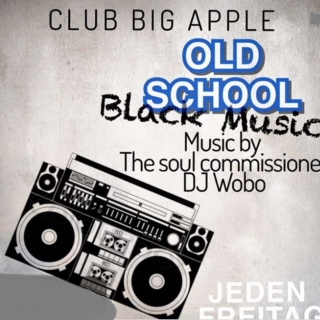 Oldschool Black Music