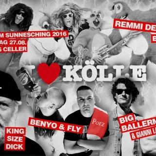 I love Kölle