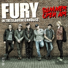 Fury in the Slaughterhouse - Summer Open Air
