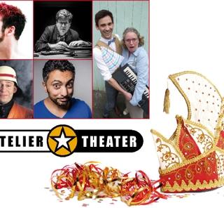 Kwartier La Täng Alaaf 2017 - Die Atelier Theater Karnevalsshow