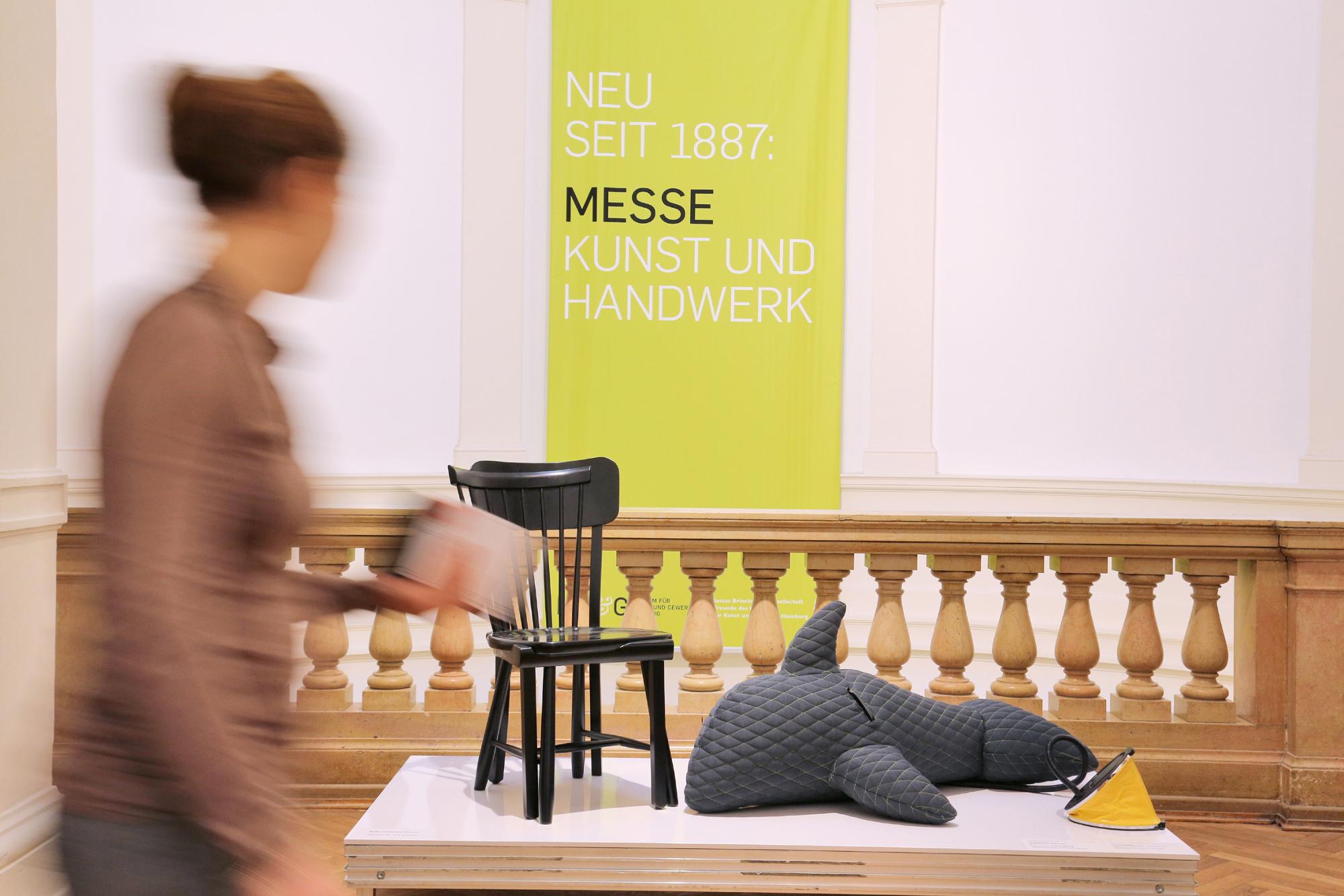 mkg messe kunst und handwerk 2016 in hamburg am museum f r kunst und gewerbe. Black Bedroom Furniture Sets. Home Design Ideas