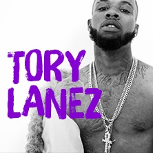 Tory Lanez with Special Guest Veecee