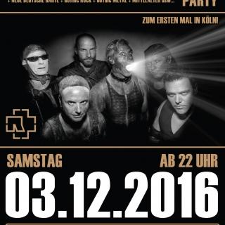 Rammstein Party - Köln