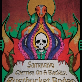 Samavayo (Berlin) + Cherries on a Blacklist (HH) + Rustbucket Rodeo