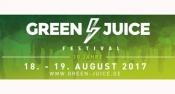 Green Juice Festival 2017 - Festivalkarte Fr 18. - Sa 19.08.2017