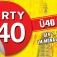 PARTY AB 40 • Kölns größte Ü40 Party