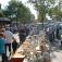 Kram- und Trödelmarkt auf der Menkestrasse in 26419 Schortens Zentrum