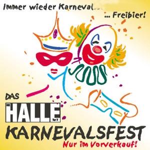 Das Karnevalsfest - Freibierparty