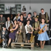 Marco Plitzner & sein Blue Moon Orchestra: Let´s do Swing!