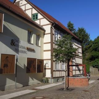 200 Jahre Kreisstadt Perleberg - Vortrag von Günther Seier
