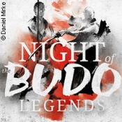 Night Of The Budo Legends