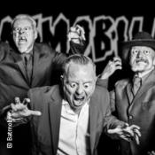 Batmobile & The Psychonauts