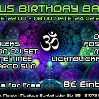 Eku`s Birthday Bash