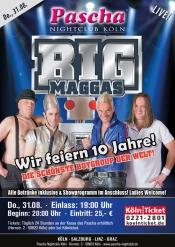 Big Maggas - live im Pascha Nightclub