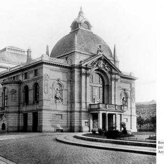 Theaterhistorischer Stadtrundgang