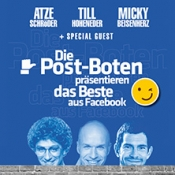 Die Post-boten Präsentieren Das Beste Aus Facebook