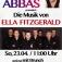 Big Ella in der kabelmetal: Shama Abbas  präsentiert die Musik von Ella Fitzgerald