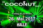 Coconut Party, Freitag, 26. Mai 2017