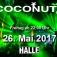 Coconut Party, Freitag, 26. Mai 2017