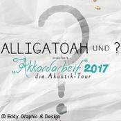 Alligatoah: Akkordarbeit 2017
