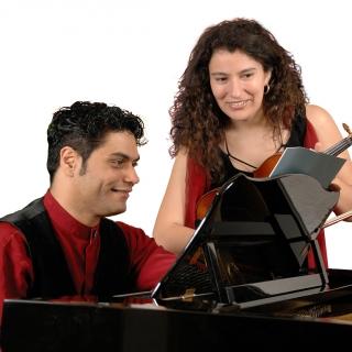 Das Duo Appassionata Präsentiert Werke Von Beethoven, Gershwin/Heifetz, Ravel Und Sarasate