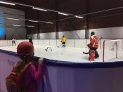 5. Ferienwoche, Pänz on ice – Ferien auf dem Eis ganz ohne kalte Füße