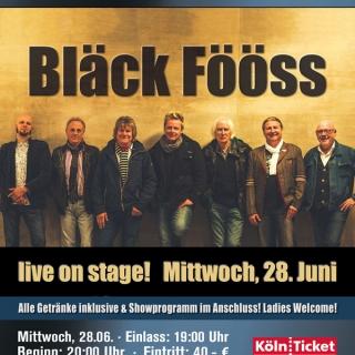 Bläck Fööss - Live Im Pascha Nightclub