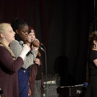 Sing your Song: Junge Solisten & Band | Schülerkonzert der Goethe Schule Harburg