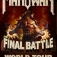 MANOWAR -The Final Battle Tour 2017
