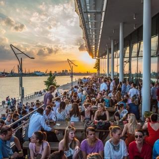 SunsetLounge HafenCity