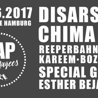 Rap for Refugees - Hamburg
