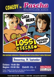 Gigi Herr & Natascha Balzat - Loss Stecke!