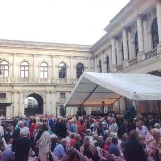 »Streben nach Vollendung« – 3. Hamburger Rathauskonzert
