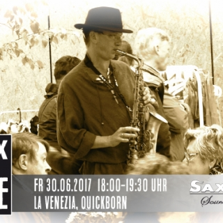 "Hut-Konzert: ""Sax on Ice"", (Quickborn)"