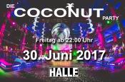 Coconut Party,Freitag, 30 Juni 2017