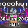 Coconut Party,Freitag, 30 Juni 2017