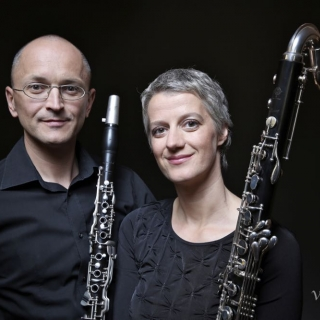 Duo Stump-Linshalm / Claudio Puntin & Alba G. Corral