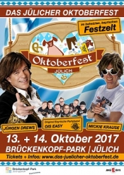 Das Jülicher Oktoberfest