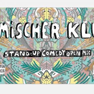 """Stand-Up Comedy Show """"Komischer Klub"""""""