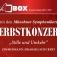 Herbstkonzert mit den Münchnern Symphonikern
