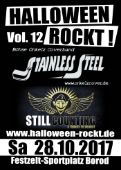 Halloween Rockt Vol. 12, Böhse Onklez + Volbeat tribute