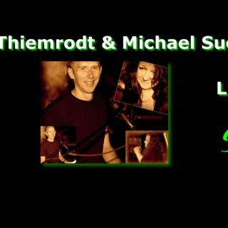 Livemusik im SmuX: Jutta Thiemrodt & Michael Suerbier