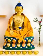 Offener Samstag im buddhistischen Zentrum Oberhausen