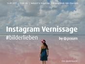 Instagram Vernissage #bilderlieben