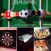 Play Games - Der Spieleabend