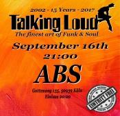 15 Jahre Talking Loud - Jubiläumskonzert